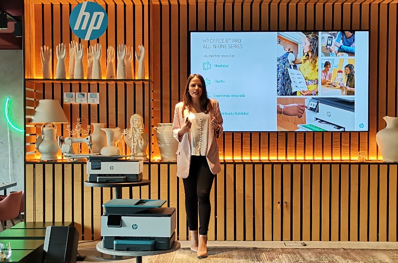 HP OfficeJet Pro Esther Morant