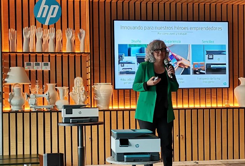 HP OfficeJet Pro María César