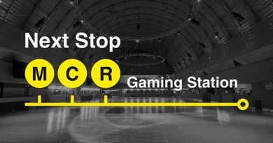 MCR Gaming Station