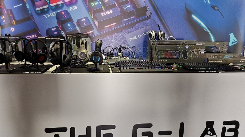 The G-Lab Combo