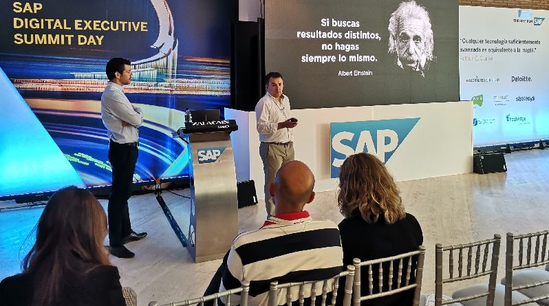 SAP celebra su evento Digital Executive Summit Day tras las claves de la Empresa Inteligente