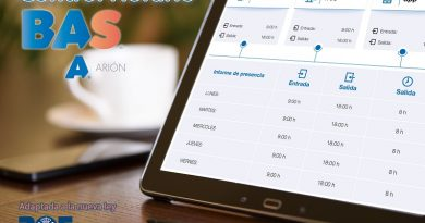 Arion Bas Clock Tablet