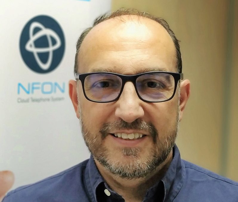 nfon David Tajuelo - NFON Iberia