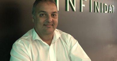 Infinidat nombra un nuevo director de Canal para el Sur de Europa