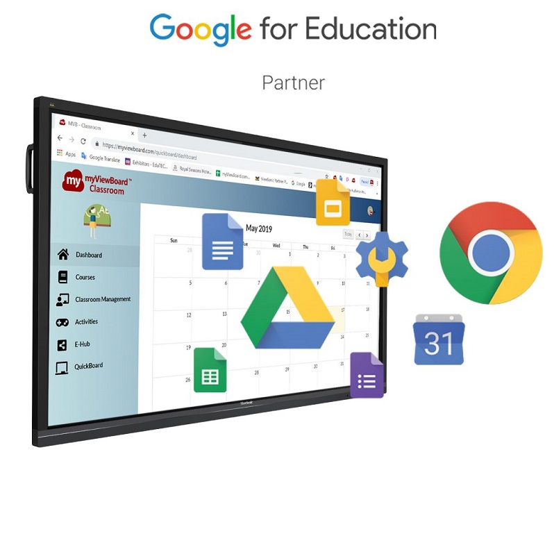 viewsonic Google for education