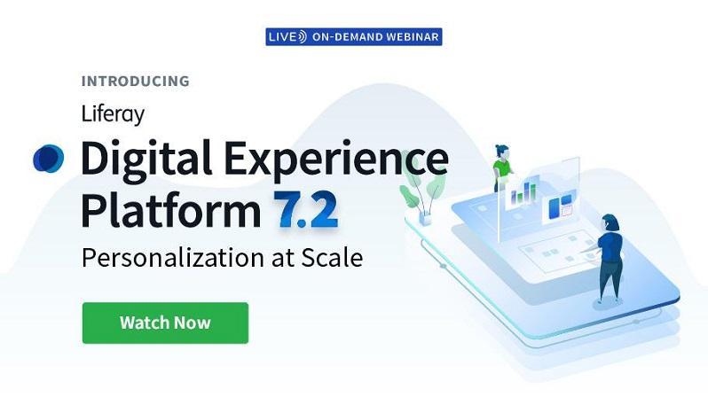 Digital Experience Platform 7.2,