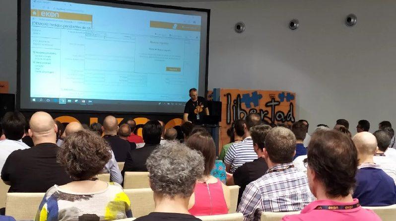 La cuarta edición del ekon Developer Day bate récords y reúne a 90 prescriptores