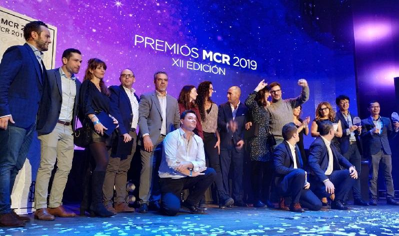 MCR premiados