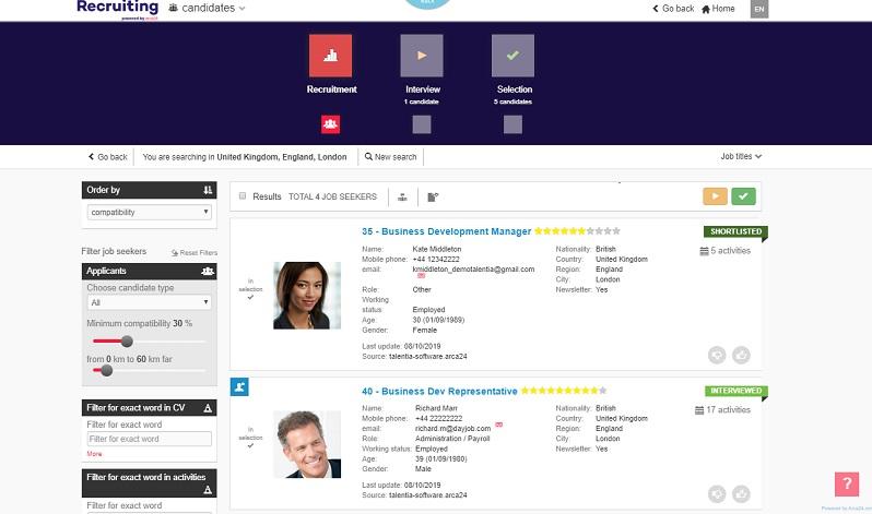 Talentia Software potencia su Suite HCM para simplificar la gestión de RRHH