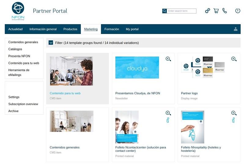 NFON Iberia lanza su nuevo portal de partners
