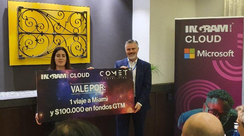 Ingram-Micro-Visualfy-ganadora-Comet-España