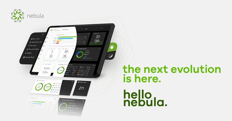 Zyxel Nebula presenta nueva generación de interfaz de usuario GUI