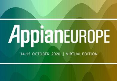 Appian concede los premios International Partner Award en AppianEUROPE20