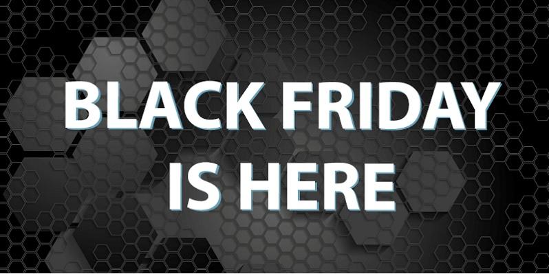Ireo se suma a las promociones de Black Friday