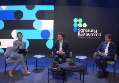 Samsung B2B Summit: 'Business Must Go On'