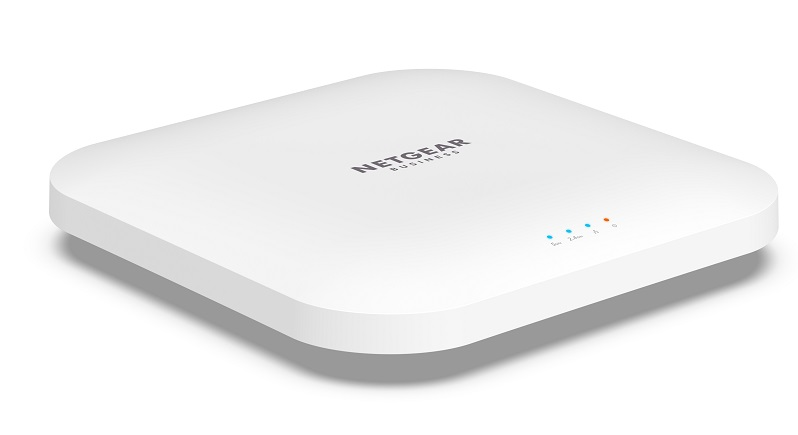 Netgear sigue actualizando su portfolio de WiFi6 para pymes y soho