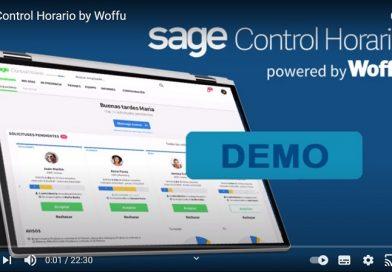 Sage Control Horario en la nube para un modelo de trabajo híbrido y flexible