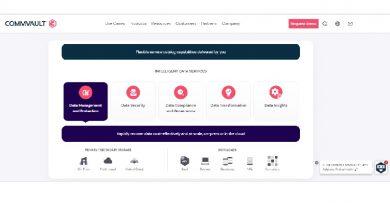 Commvault anuncia su nuevo programa para MSPs y agregadores