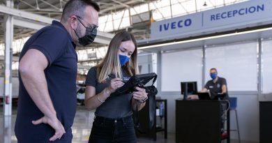Iveco avanza su transformación digital con el apoyo de Samsung