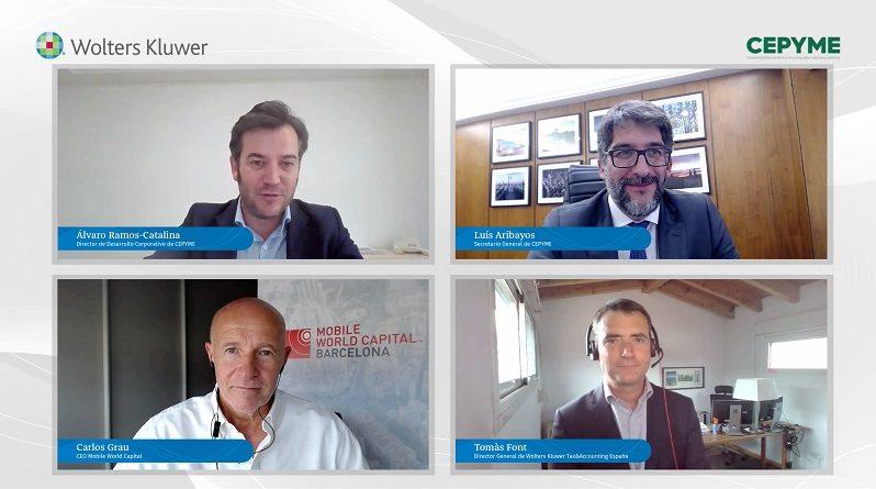 Wolters Kluwer y Cepyme apuestan por la digitalización como motor de crecimiento
