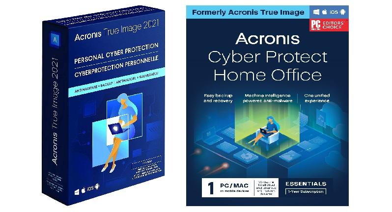 Acronis actualiza su solución de ciberprotección personal con Cyber Protect Home Office