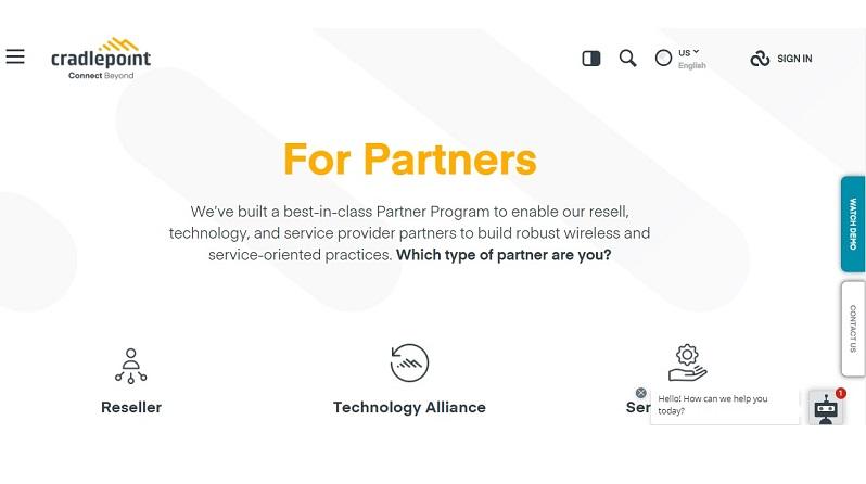 Cradlepoint Cascade simplifica y mejora la experiencia de sus socios de canal en la implementación de 5G y WWAN