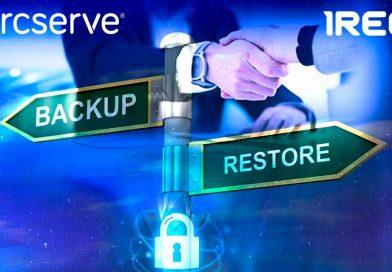 Ireo suma a su cartera las soluciones de backup y disaster recovery de Arcserve