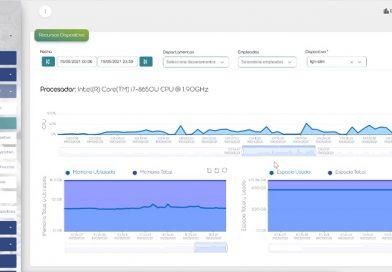 Ozona Tech presenta Overa Activity, plataforma de análisis inteligente del puesto de trabajo
